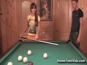 Beautiful Teen girlfriend gets balled