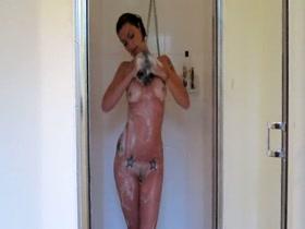 Ex gf erotic shower