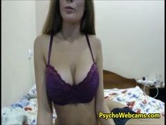 Belorussian Busty Girl Fucked Hard